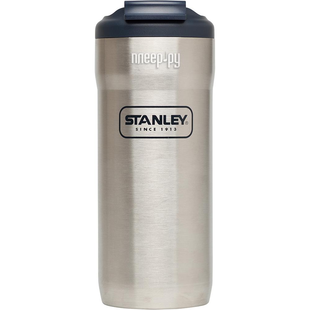 Термокружка Stanley Adventure 470ml Steel 10-02115-002