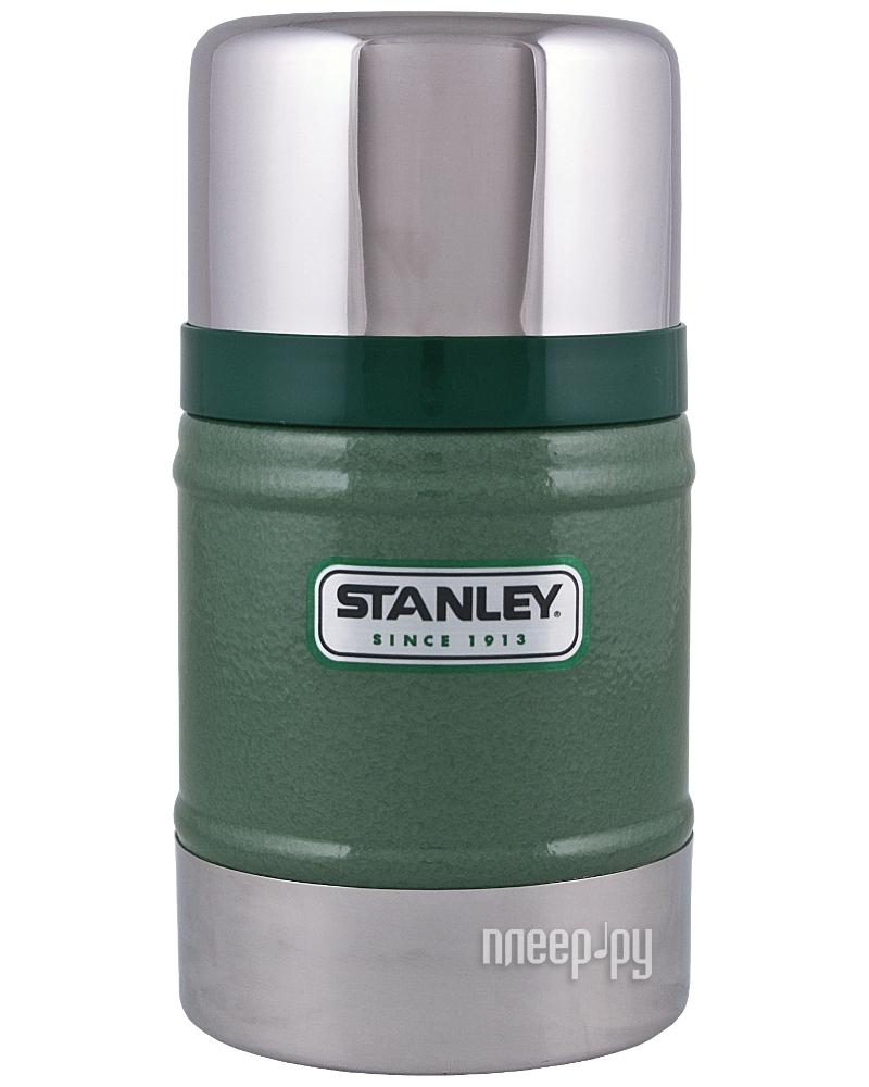 Термос Stanley Classic 500ml Green 10-00811-010