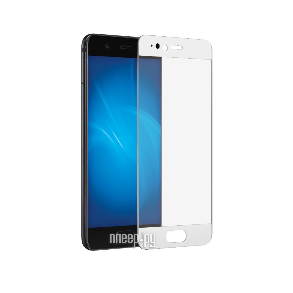 Аксессуар Защитное стекло Huawei P10 Lite Svekla Full Screen White ZS-SVHWP10L-FSWH