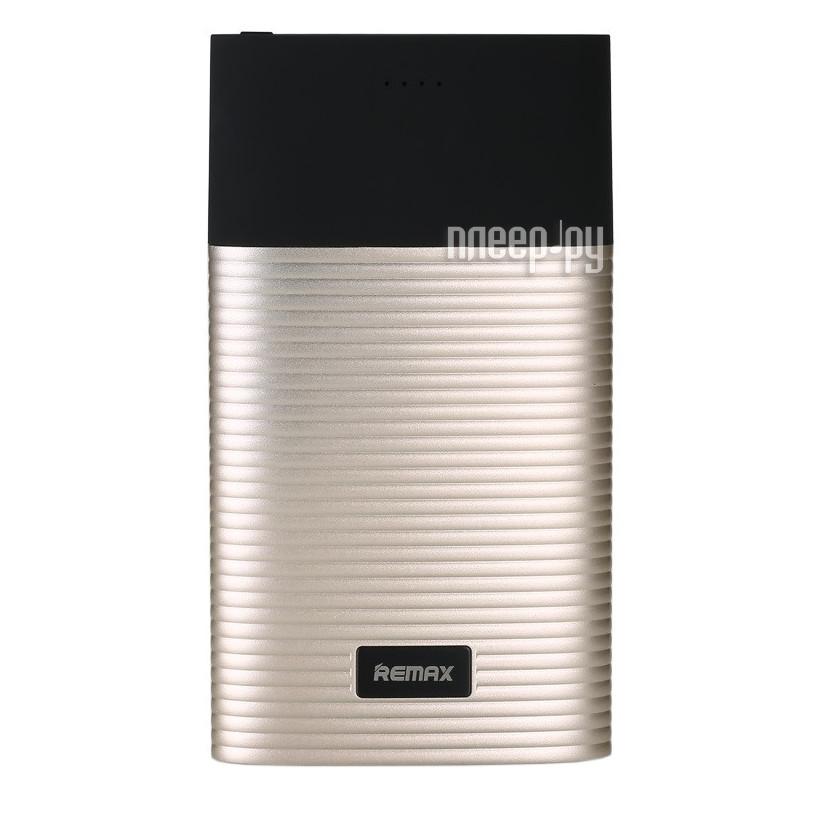 Аккумулятор Remax Perfume RPP-27 10000mAh Gold-Black 68903