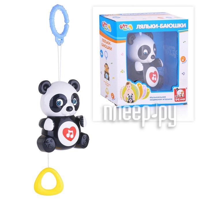 Игрушка S+S toys Музыкальная подвеска Бамбини 961003