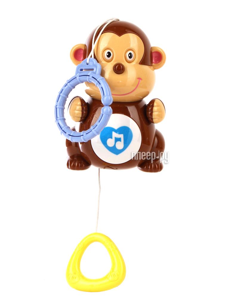 Игрушка S+S toys Музыкальная подвеска Бамбини 961004 за 295