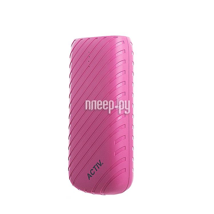 Аккумулятор Activ Fresh Line A151-02 4000mAh Pink 64026 купить