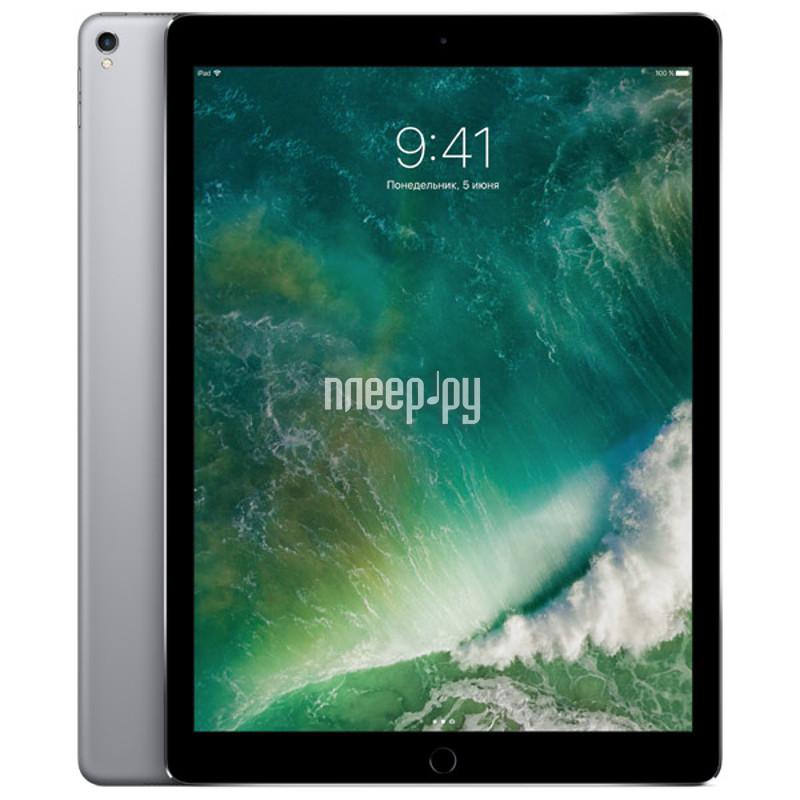 Планшет APPLE iPad Pro 2017 12.9 64Gb Wi-Fi Space Grey MQDA2RU / A