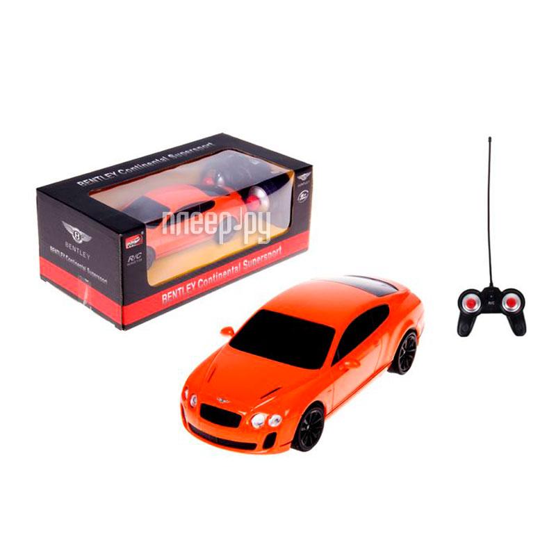 Игрушка СИМА-ЛЕНД Bentley Continental 1:24 1272229