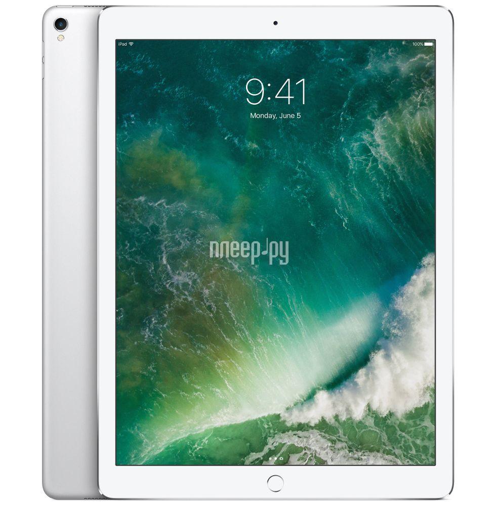 Планшет APPLE iPad Pro 2017 12.9 256Gb Wi-Fi Silver MP6H2RU / A