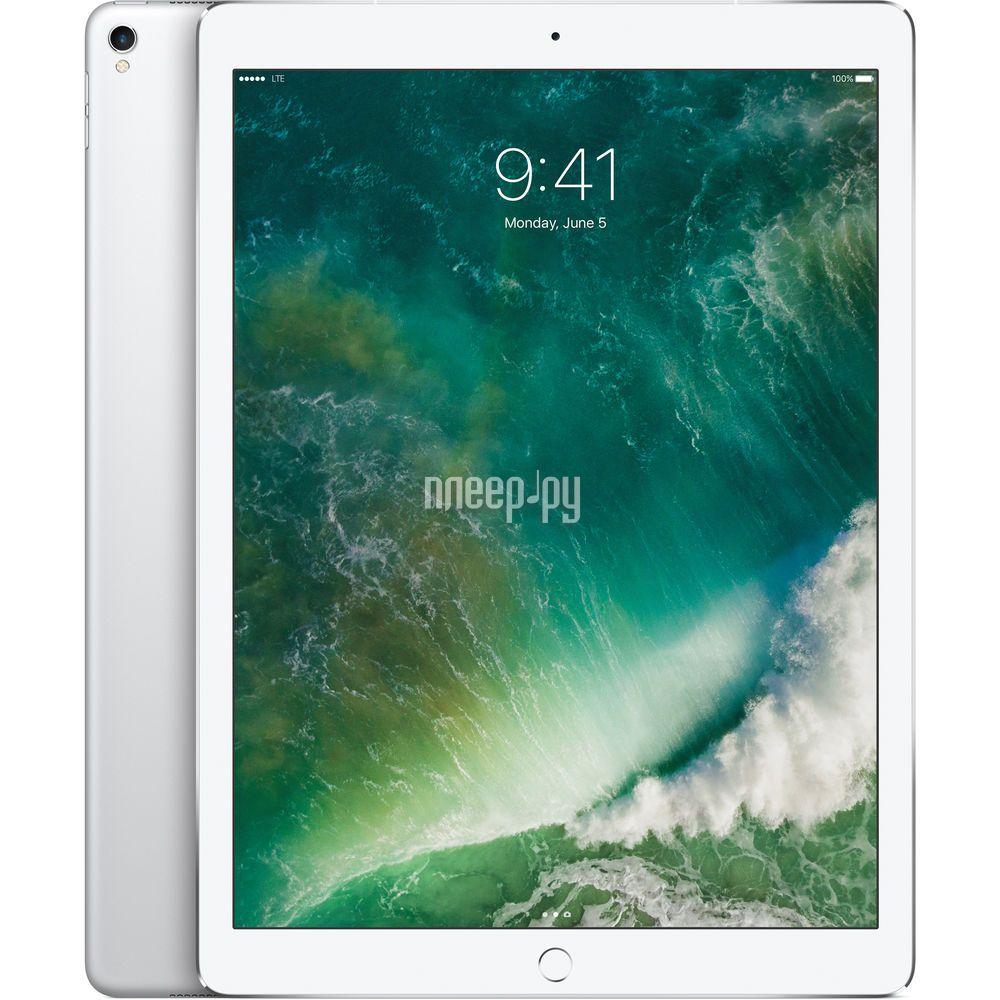 Планшет APPLE iPad Pro 2017 12.9 256Gb Wi-Fi + Cellular Silver MPA52RU / A