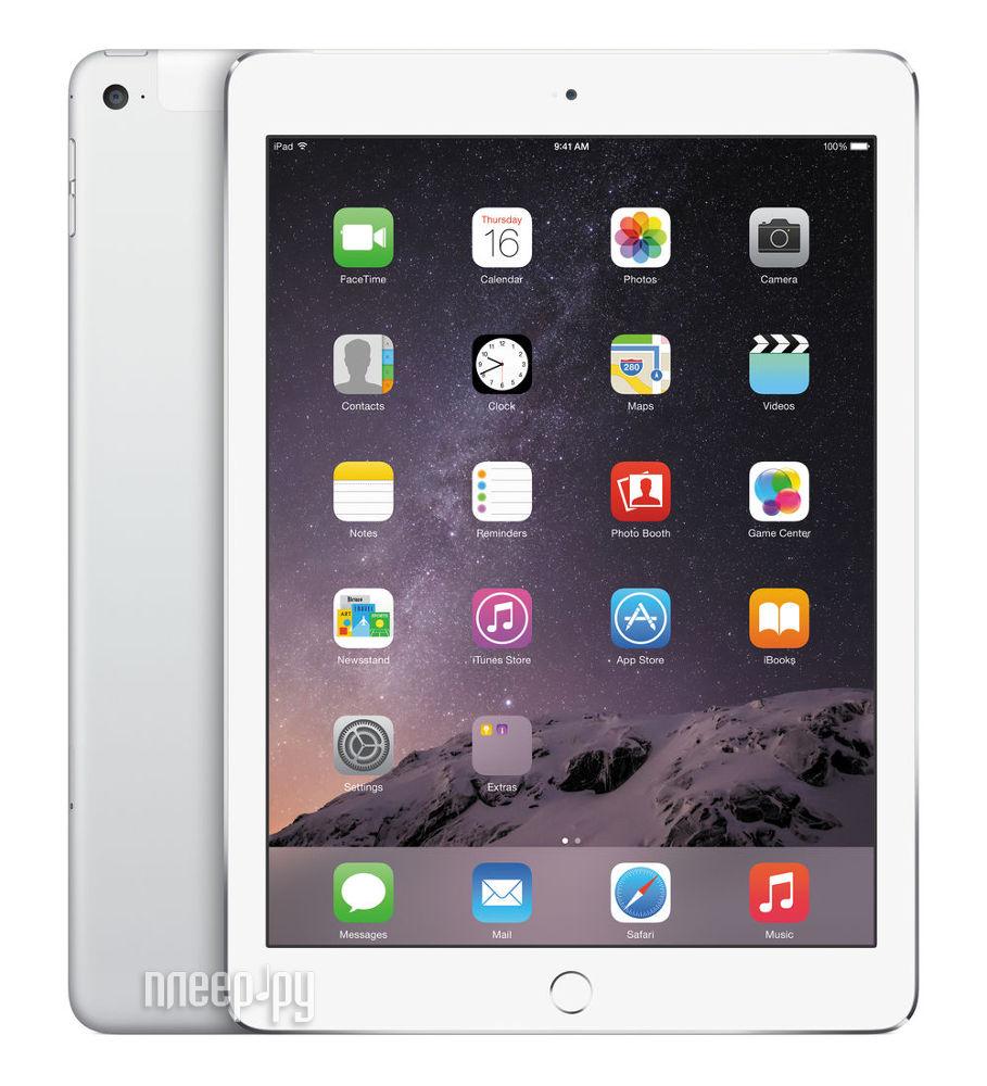 Планшет APPLE iPad Pro 2017 10.5 512Gb Wi-Fi Silver MPGJ2RU / A