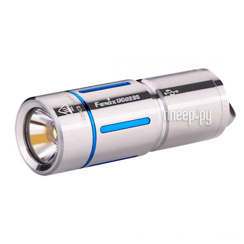 Фонарь Fenix UC02SS Light Blue