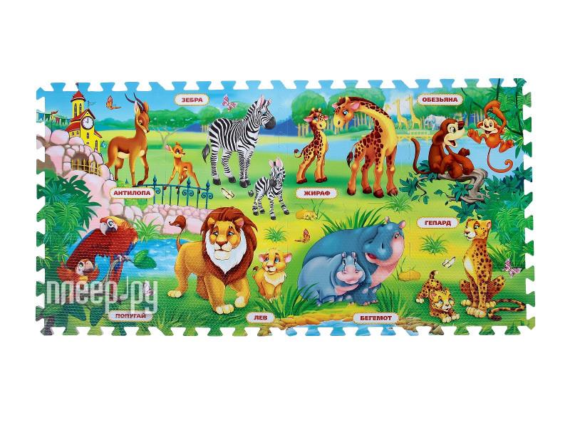 Развивающий коврик Играем вместе Зоопарк FS-ZOO