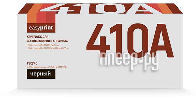 Картридж EasyPrint Black для Color LaserJet Pro M377dw/M452dn/M452nw/M477fdw/M477fnw/M477fdn 2300стр. LH-CF410A