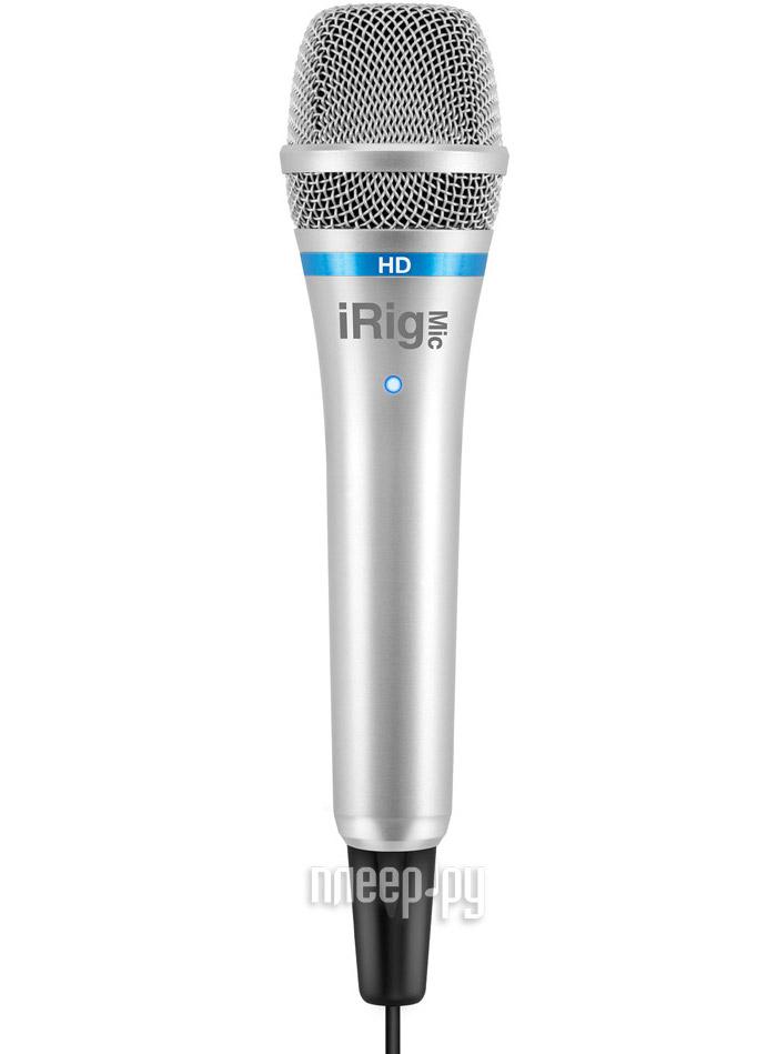Микрофон IK Multimedia iRig Mic HD