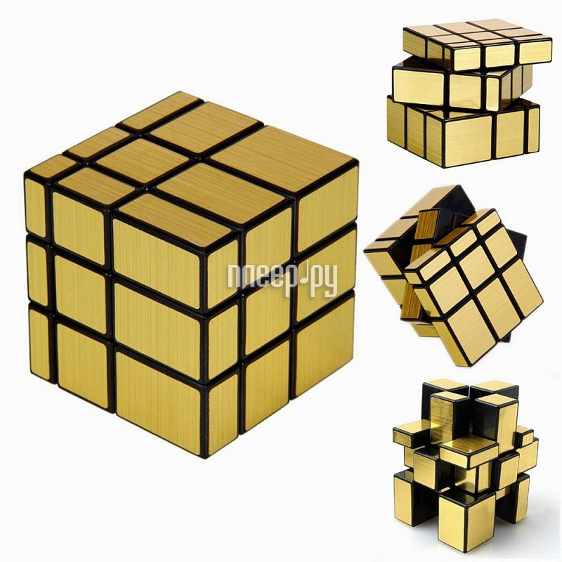 Кубик Рубика Mefferts Зеркальный Кубик Gold за 306 рублей