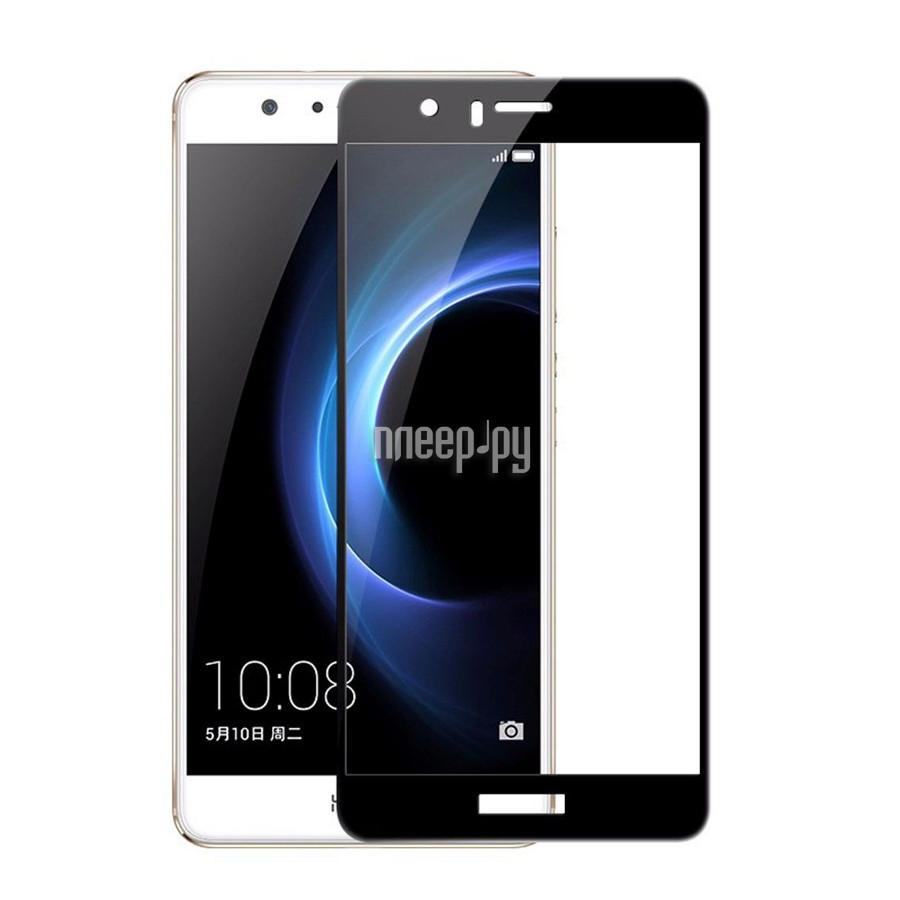 Аксессуар Защитное стекло Huawei Honor 8 Mobius 3D Full Cover Black