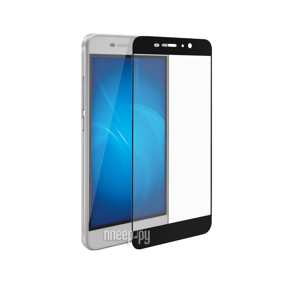 Аксессуар Защитное стекло Huawei Honor 4C Pro DF Fullscreen hwColor-13