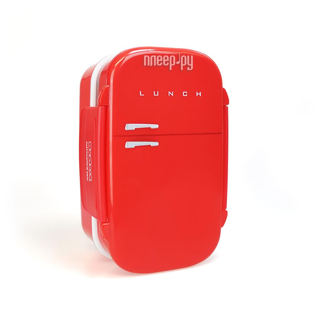 Ланч-бокс Mustard Fridge Box Red M15010
