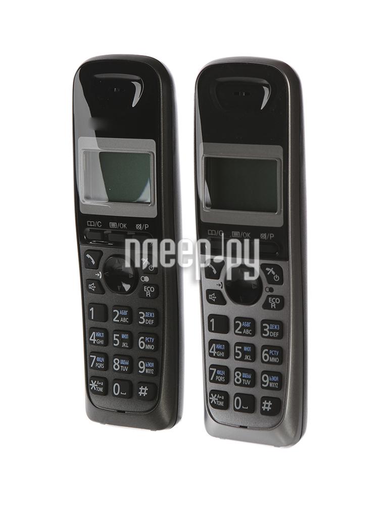 Радиотелефон Panasonic KX-TG2512 RU2  Pleer.ru  1507.000