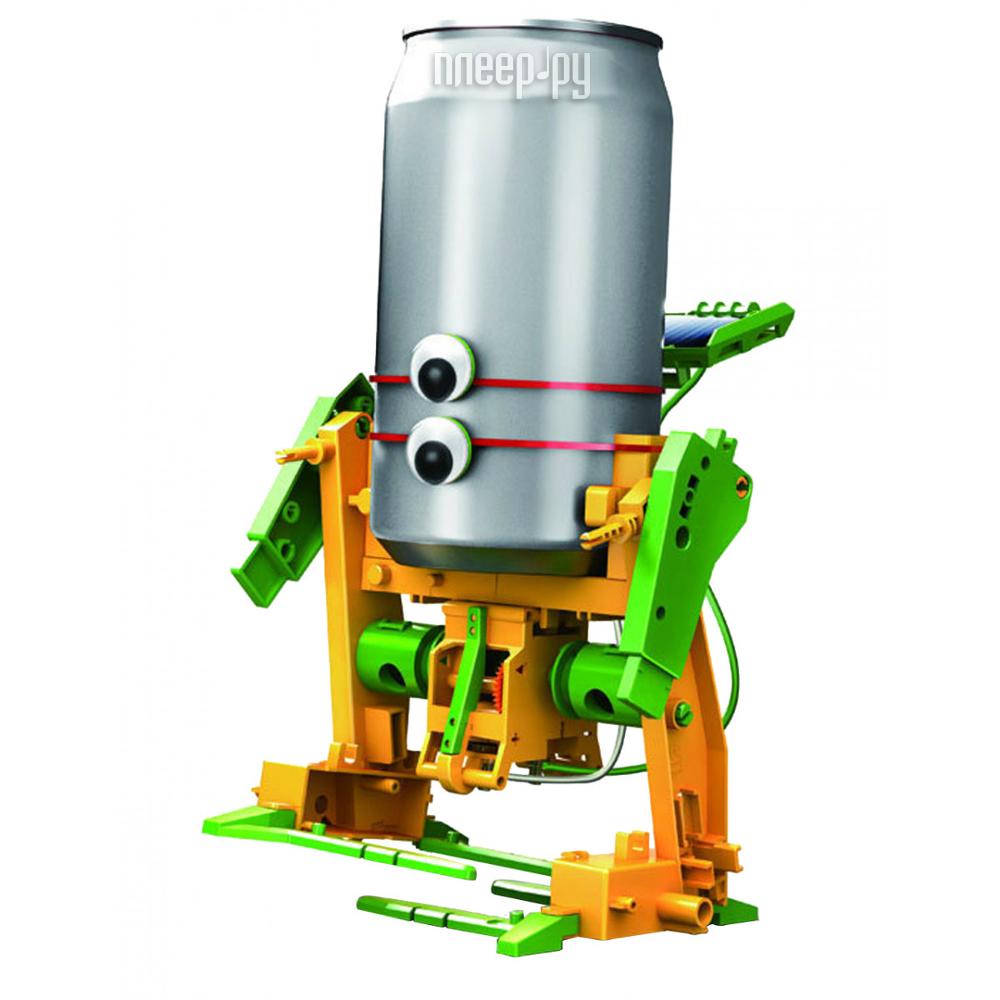 Конструктор Merlin 6-in-1 Diy Educational Solar Toy Kit