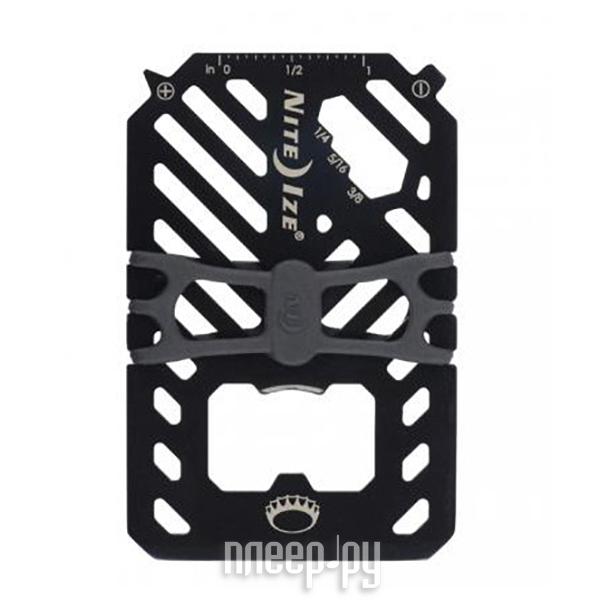 Мультитул Nite Ize Financial Tool Card FMTM-01-R7 Black