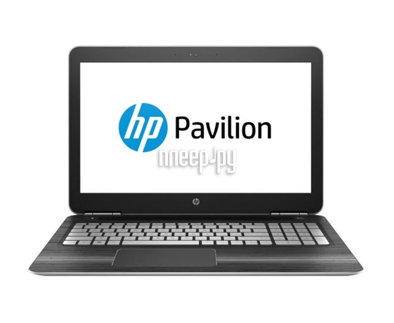 Ноутбук HP Pavilion 15-bc015ur 1BW67EA (Intel Core i5-6300HQ 2.3 GHz / 6144Mb / 1000Gb / No ODD / nVidia GeForce GTX 950M 2048Mb / Wi-Fi / Bluetooth / Cam / 15.6 / 1920x1080 / Windows 10 64-bit)