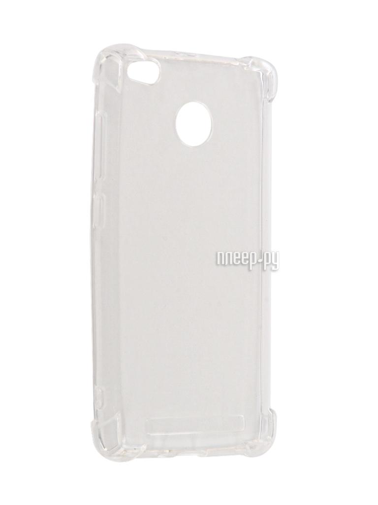 Аксессуар Чехол Xiaomi Redmi 3S Gecko