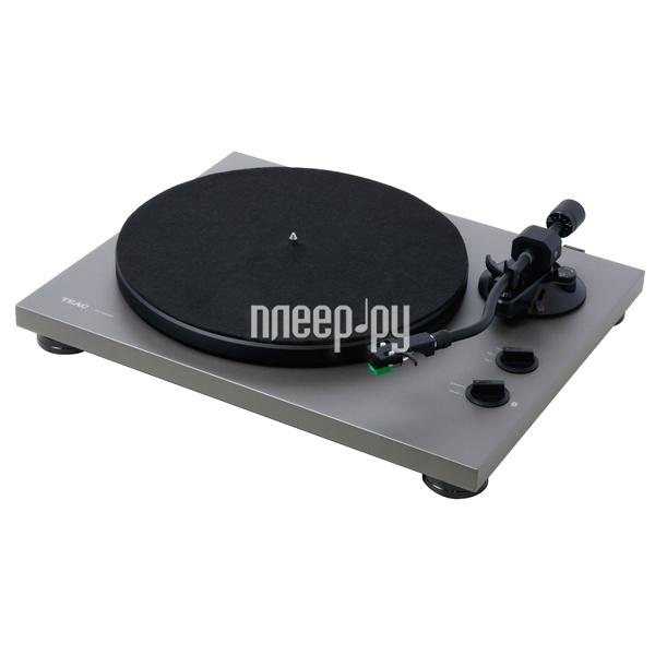 Проигрыватель виниловых дисков Teac TN-400BT Matte Titanium