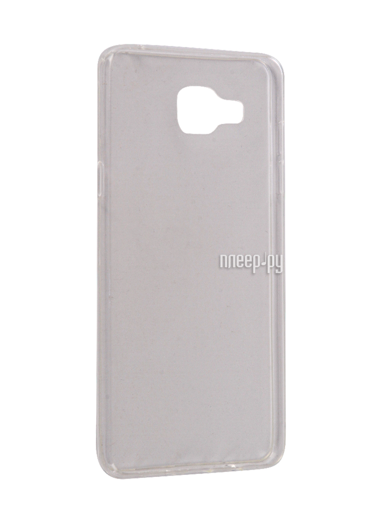 Аксессуар Чехол Samsung Galaxy A5 A510F 2016 Gecko Silicone Glowing White S-G-SV-SAMA5-WH