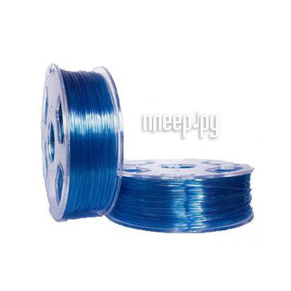 Аксессуар U3print PETg 1.75mm 1kg Blue Sky