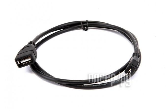 Аксессуар Espada USB AF to micro M 1 m EmcUSBM/USBAF1m  Pleer.ru  255.000