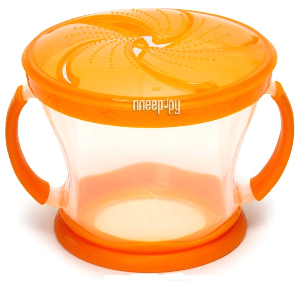 Ланч-бокс Munchkin Поймай печенье Yellow-Orange