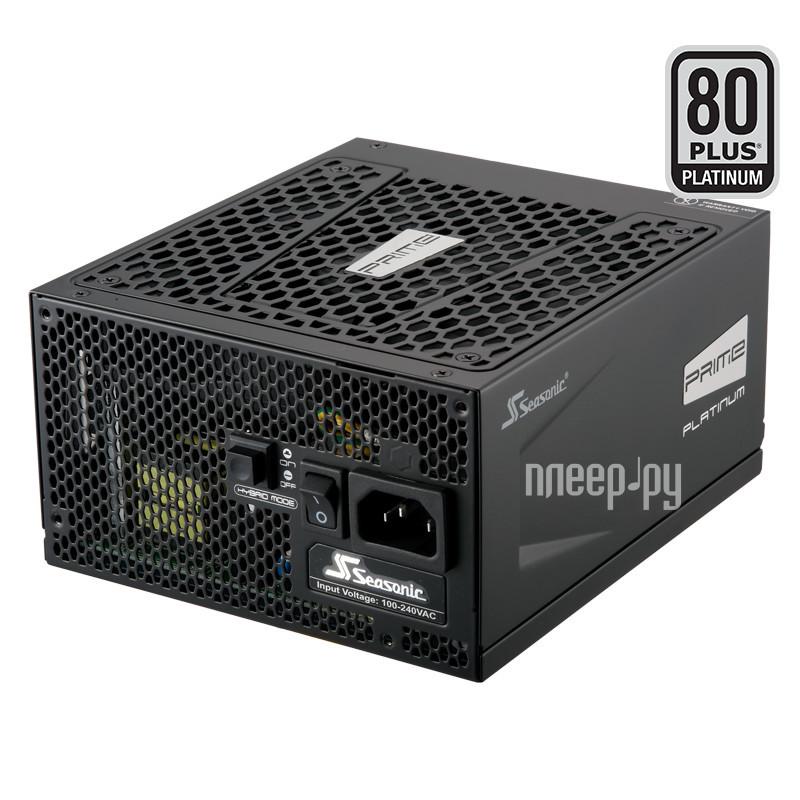 Блок питания SeaSonic SSR-850PD 850W