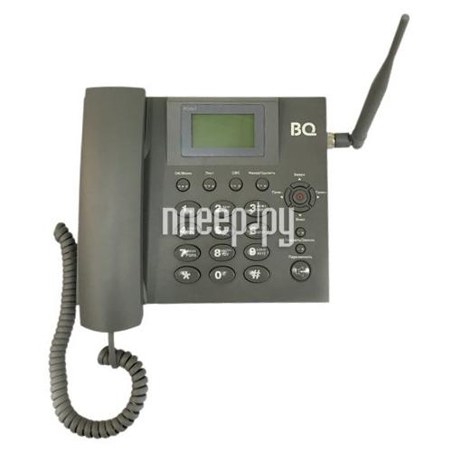 Сотовый телефон BQ 2052 Point Gray