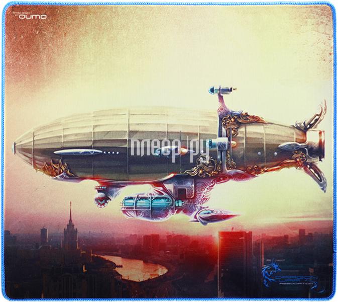 Коврик Qumo Moscow Zeppelin за 214 рублей