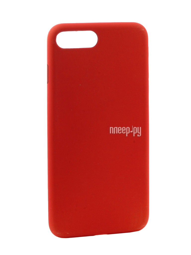 Аксессуар Чехол BROSCO Termo для APPLE iPhone 7 Plus Red-Yellow IP7P-TERMO-RED&YELLOW