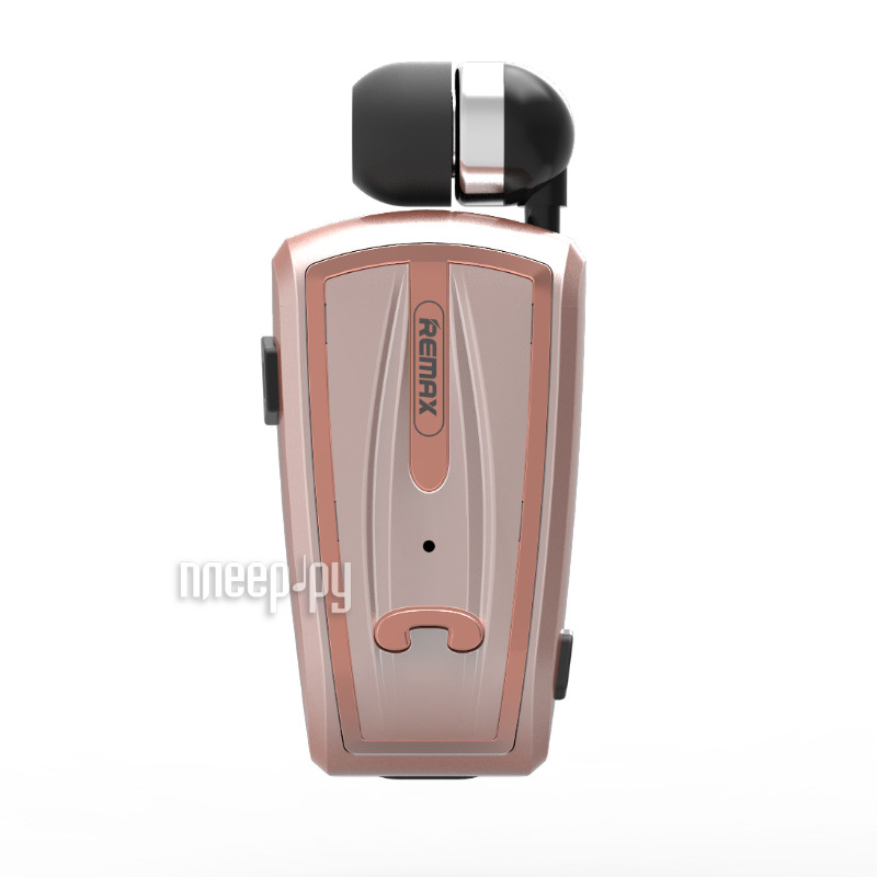 Гарнитура Remax RB-T12 Rose Gold