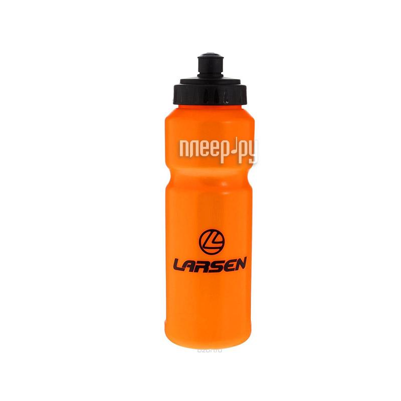 Бутылка Larsen 600ml Orange H23PE-600.02