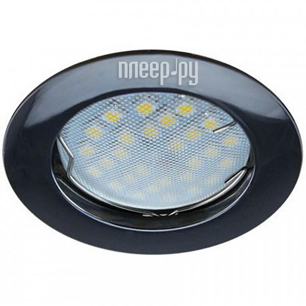 Светильник Ecola MR16 DL100 GU5.3 Black Chrome FB1601EFF