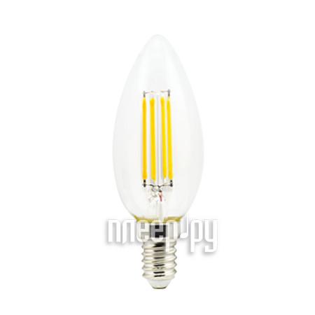 Лампочка Ecola Candle LED Premium E14 6W 220V 4000K N4QV60ELC