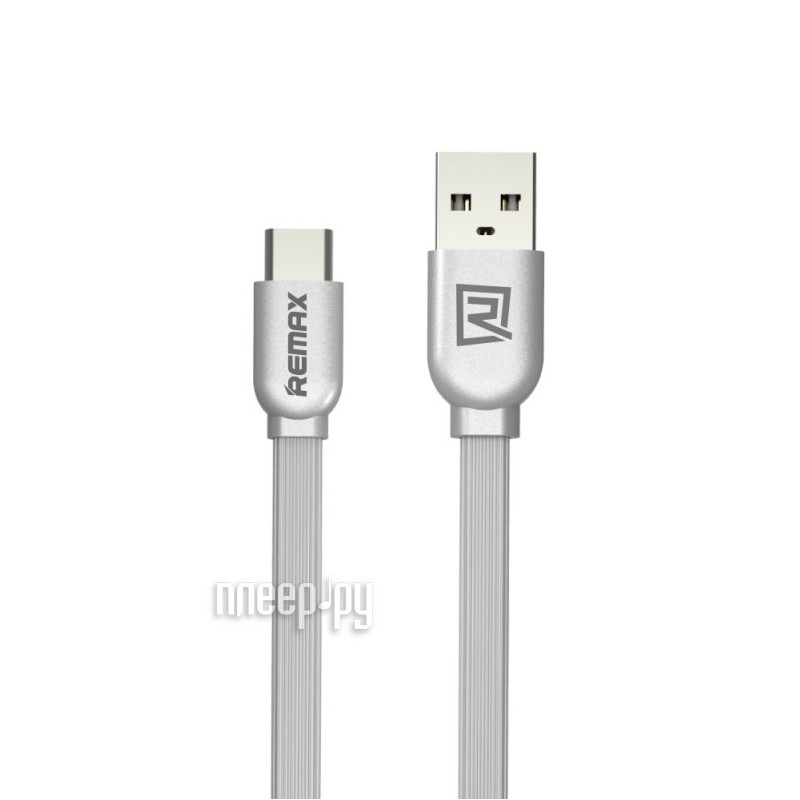 Аксессуар Remax RC-047a USB - Type-C 1m Gray