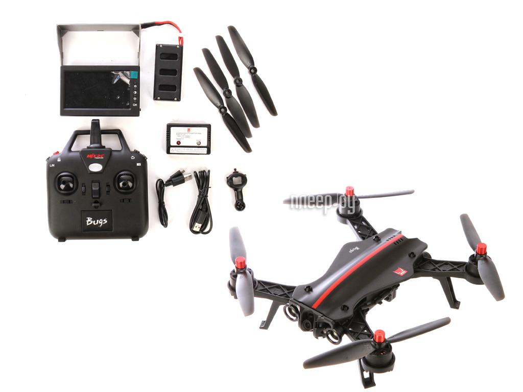 Квадрокоптер MJX Bugs 8 Full