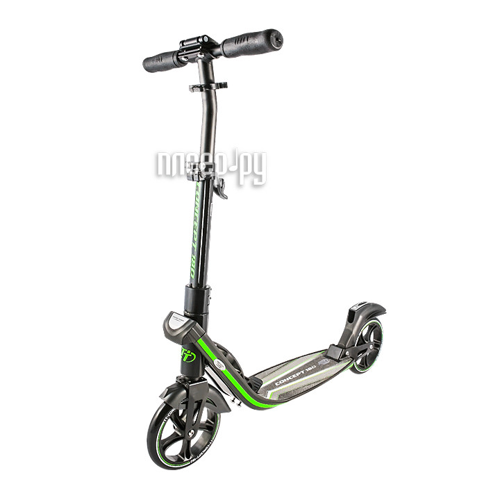 Самокат Tech Team Concept 180 Green