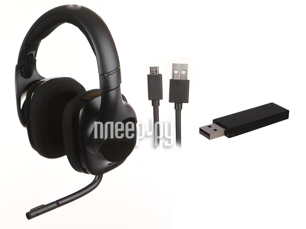 Гарнитура Logitech Headset G533 Black 981-000634