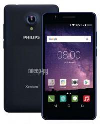 Сотовый телефон Philips S386 Xenium Navy