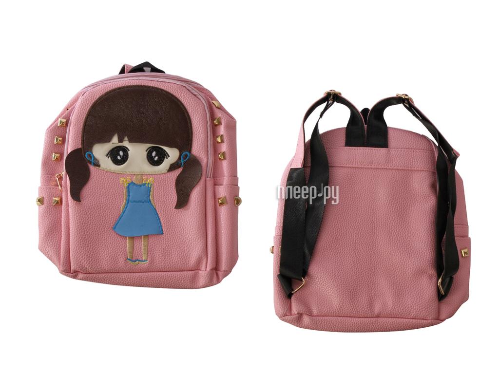 Рюкзак Megamind М6057 Pink