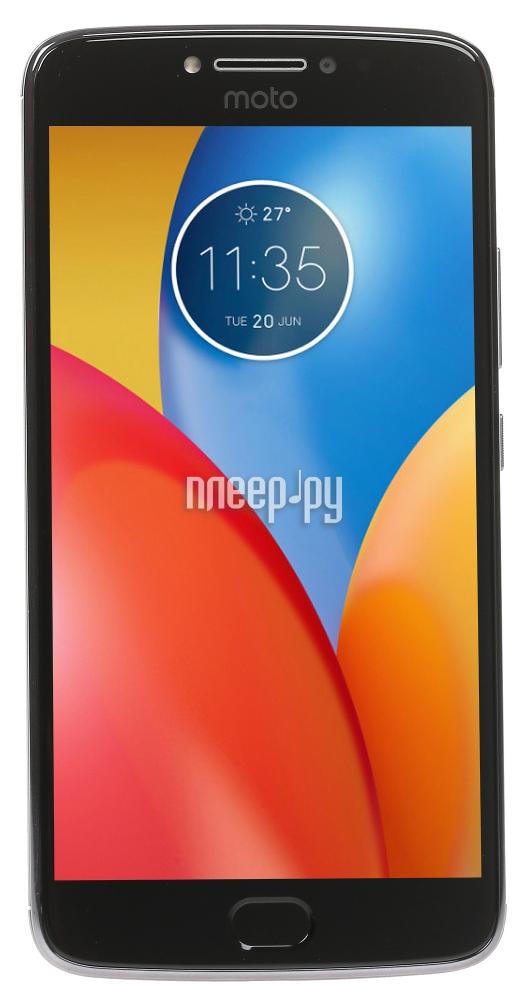 Сотовый телефон Motorola Moto E4 Plus XT1771 Iron Grey