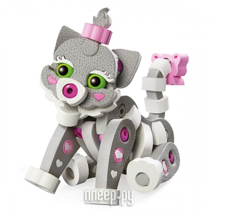 Конструктор Магникон Soft Blocks Кошечка 64 детали4660007763580