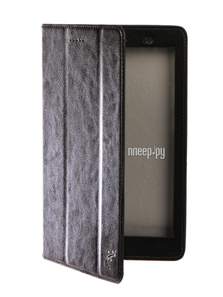 Аксессуар Чехол Huawei MediaPad T3 8 G-Case Executive Black GG-809