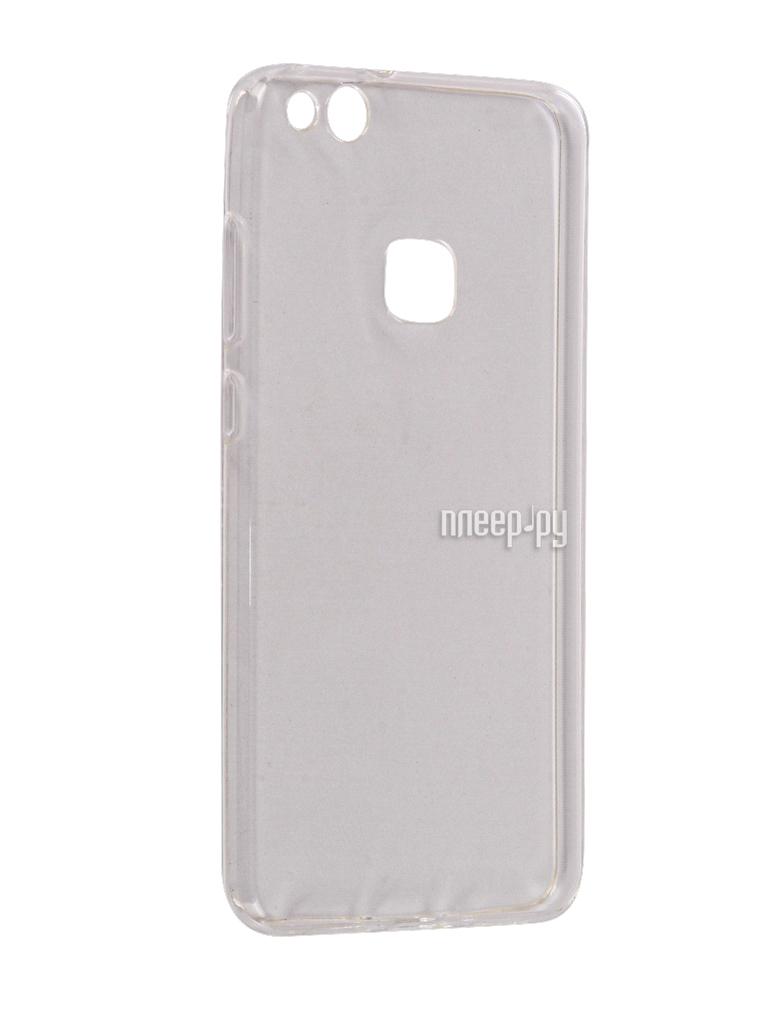 Аксессуар Чехол Huawei P10 Lite Zibelino Ultra Thin Case White ZUTC-HUA-P10-LIT-WHT
