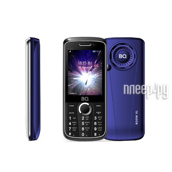 Сотовый телефон BQ BQ-2805 Boom XL Dark-Blue