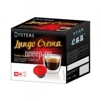 Капсулы Oysters Dolce Gusto Lungo Crema 16шт